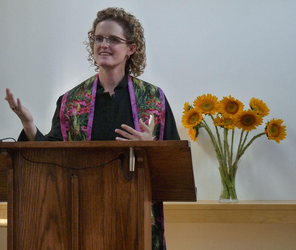 Rev Hannah Petrie