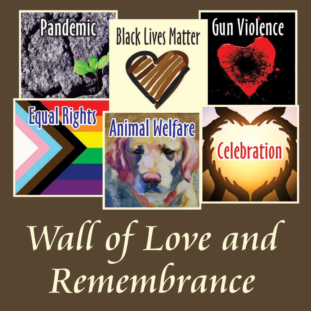 Wall of Love and Remembrance